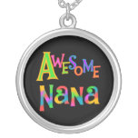 Awesome Nana T-shirts and Gifts Pendants
