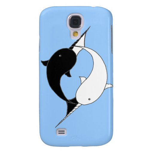 Awesome Narwhals Galaxy S4 Cover