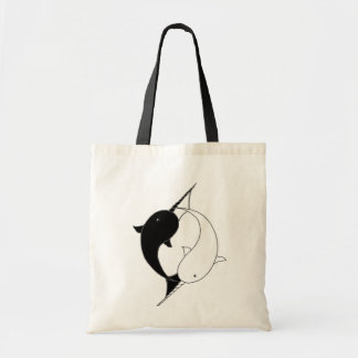 Awesome Narwhals Tote Bag