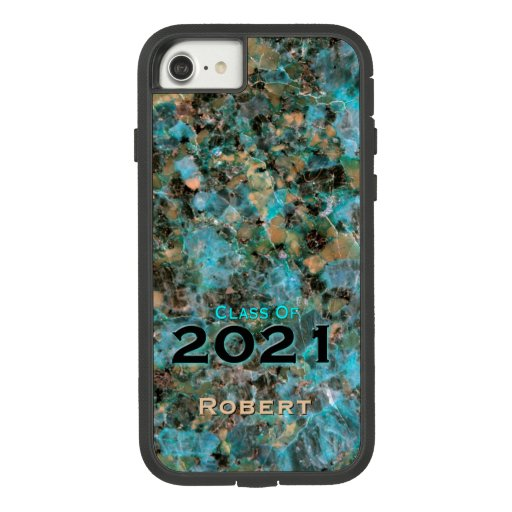 Awesome Nature Image Class of 2021 Custom Case-Mate Tough Extreme iPhone 8/7 Case
