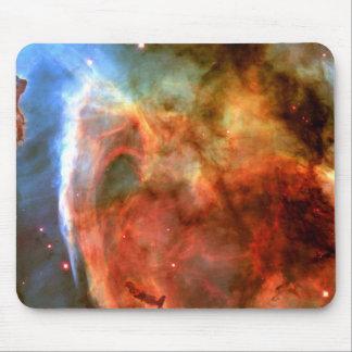 Awesome Nebula Photo Print Gifts Mouse Pad
