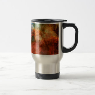 Awesome Nebula Photo Print Gifts Travel Mug