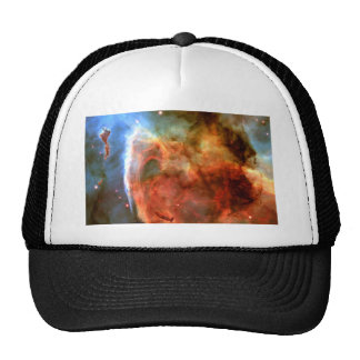 Awesome Nebula Photo Print Gifts Trucker Hat