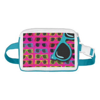 Awesome Neon Shades Fanny Pack