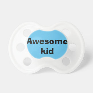 Awesome New Baby Pacifier