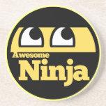Awesome Ninja Drink Coaster