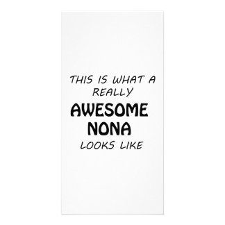 Awesome Nona Card