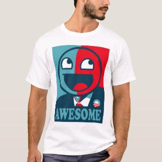 Awesome Obama Face t shirt