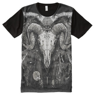 awesome occultism designs All-Over-Print T-Shirt