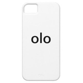 awesome olo cover iPhone 5 cover