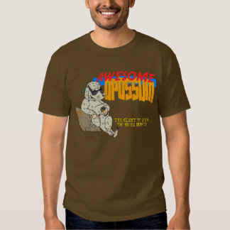 Awesome Opossum T Shirts