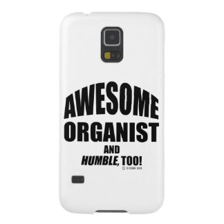 Awesome Organist Galaxy S5 Covers