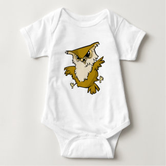 Awesome Owl Infant Creeper