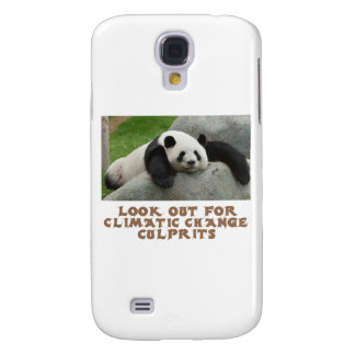 awesome Panda designs Samsung S4 Case