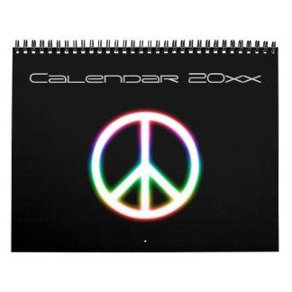 Awesome Peace Calendar 20xx