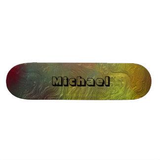 Awesome Personalized Skateboard
