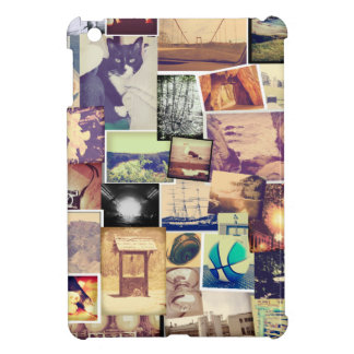 Awesome Photo Filter Indie Collage iPad Mini Cases