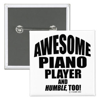 Awesome Piano Player Button