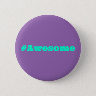 Awesome Pinback Button
