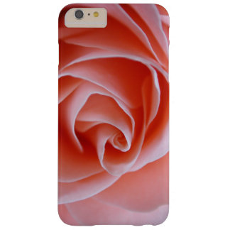 Awesome Pink Camelia Barely There iPhone 6 Plus Case