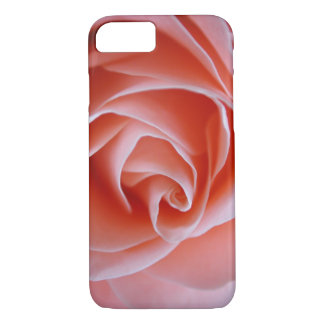 Awesome Pink Camelia iPhone 7 Case