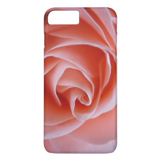 Awesome Pink Camelia iPhone 7 Plus Case