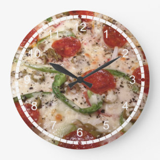 Awesome Pizza Clock