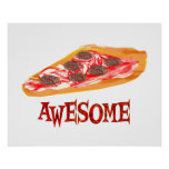 Awesome Pizza Posters
