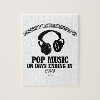 awesome pop music designs puzzle