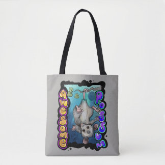 Awesome Possum! Tote Bag