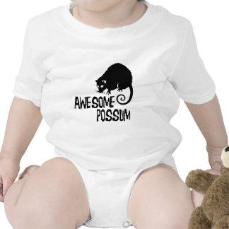 Awesome Possum Baby Creeper