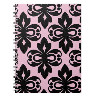 Awesome Prepared Decisive Meritorious Spiral Notebook