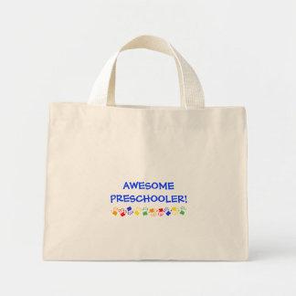 Awesome Preschooler! Mini Tote Bag