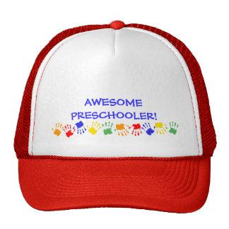 Awesome Preschooler! Trucker Hat