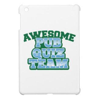 Awesome Pub Quiz TEAM! iPad Mini Cover