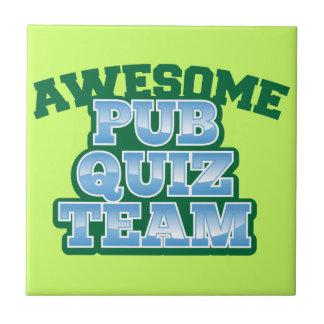 Awesome Pub Quiz TEAM! Tile