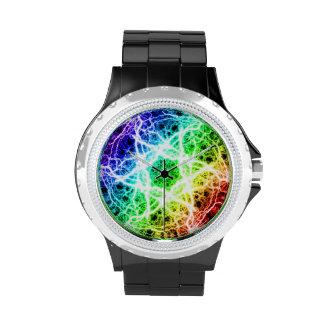Awesome Rainbow Lightning Watch