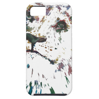 Awesome Rainbow Lion Hand Painted Artist iPhone 5 Case