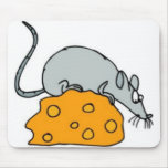 AWESOME RAT OR MOUSE LOVERS MOUSE PAD