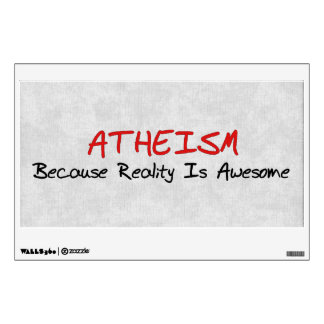 Awesome Reality Wall Decal