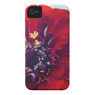 Awesome Red Flower Case-Mate iPhone 4 Cases