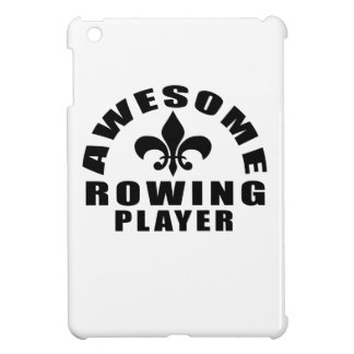 AWESOME ROWING PLAYER iPad MINI CASE