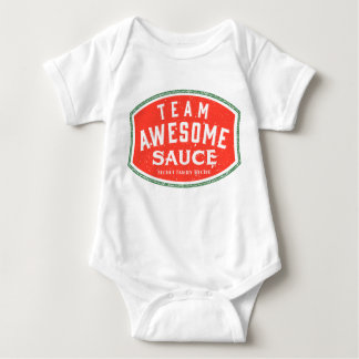 Awesome Sauce Baby Bodysuit