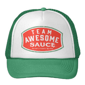 Awesome Sauce Mesh Hat