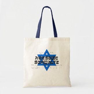 Awesome Schmaltz Tote Bag