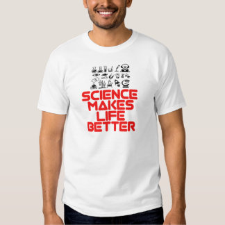 awesome SCIENCE designs T-Shirt