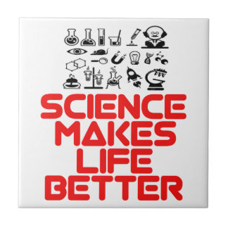 awesome SCIENCE designs Tile