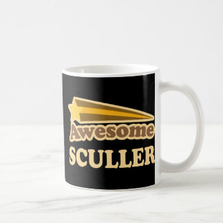Awesome Sculler Gift Coffee Mugs