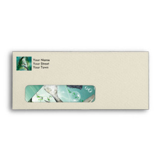 Awesome seadragon envelope