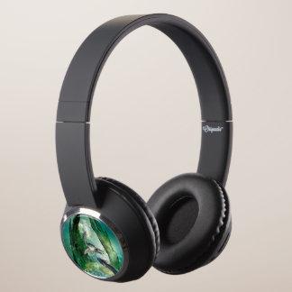 Awesome seadragon headphones